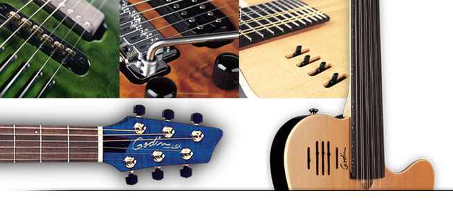 visit godin guitars,great guitars