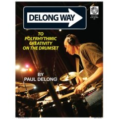 paul delongs new drum book