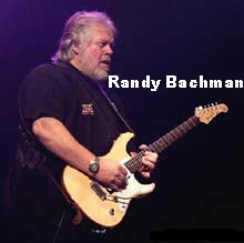 randy bachman at the molson amp june 19th