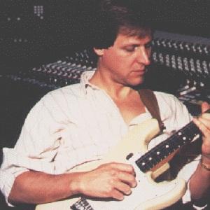 STEVE LAURY EXCELLENT GUITARIST